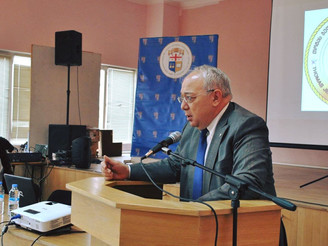 """Training Course """"Global Security Policy"""" at Sokhumi State University"""