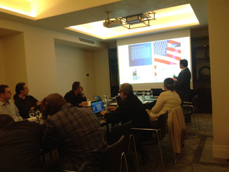 UMass APD კონფერენცია სტამბულში / UMass APDconference reunion, Istanbul.