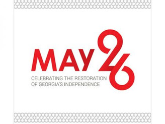 May 26 Restoration of Georgia's Independence