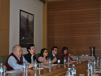 "Round Table Meeting of the ""Peace Studies and Research Center"""