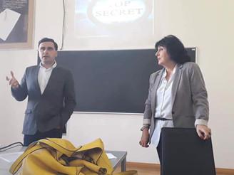 Seminar at TSU