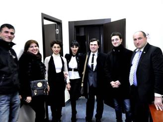 საჯარო ლექცია გორში | Public lecture in Gori