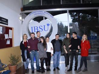 სტაჟიორების პირველი სამუშაო შეხვედრა | The first working meeting of the interns