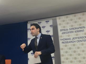 "Seminar on ""Russia's Hybrid War and Georgia"""