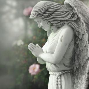 喵子光明燈   大天使要和我說什麼嗎?