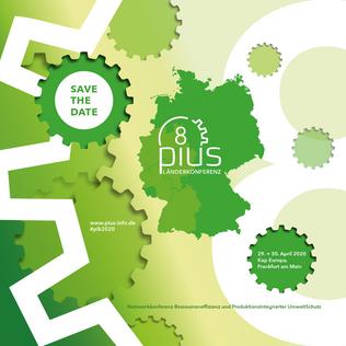 Key-Visual-Design PIUS Länderkonferenz