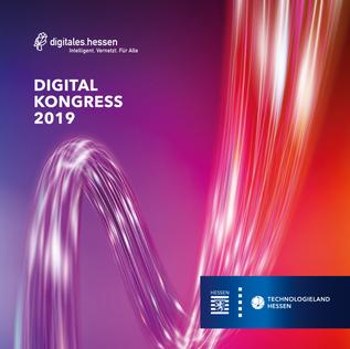 Ausstattung Digitalkongress 2019