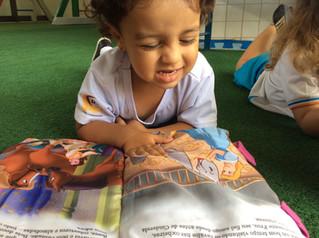 Projeto de Leitura - Maternal 2 A