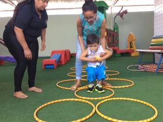 Aprender brincando é movimentar o corpo