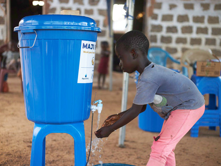 Maji Buckets rolled out in Rural Ghana