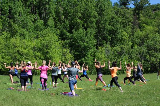 Run-Yoga 1ère édition 2018