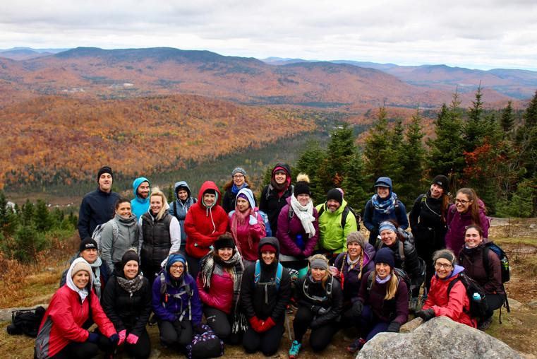 Hike-Yoga 1ère édition 2018