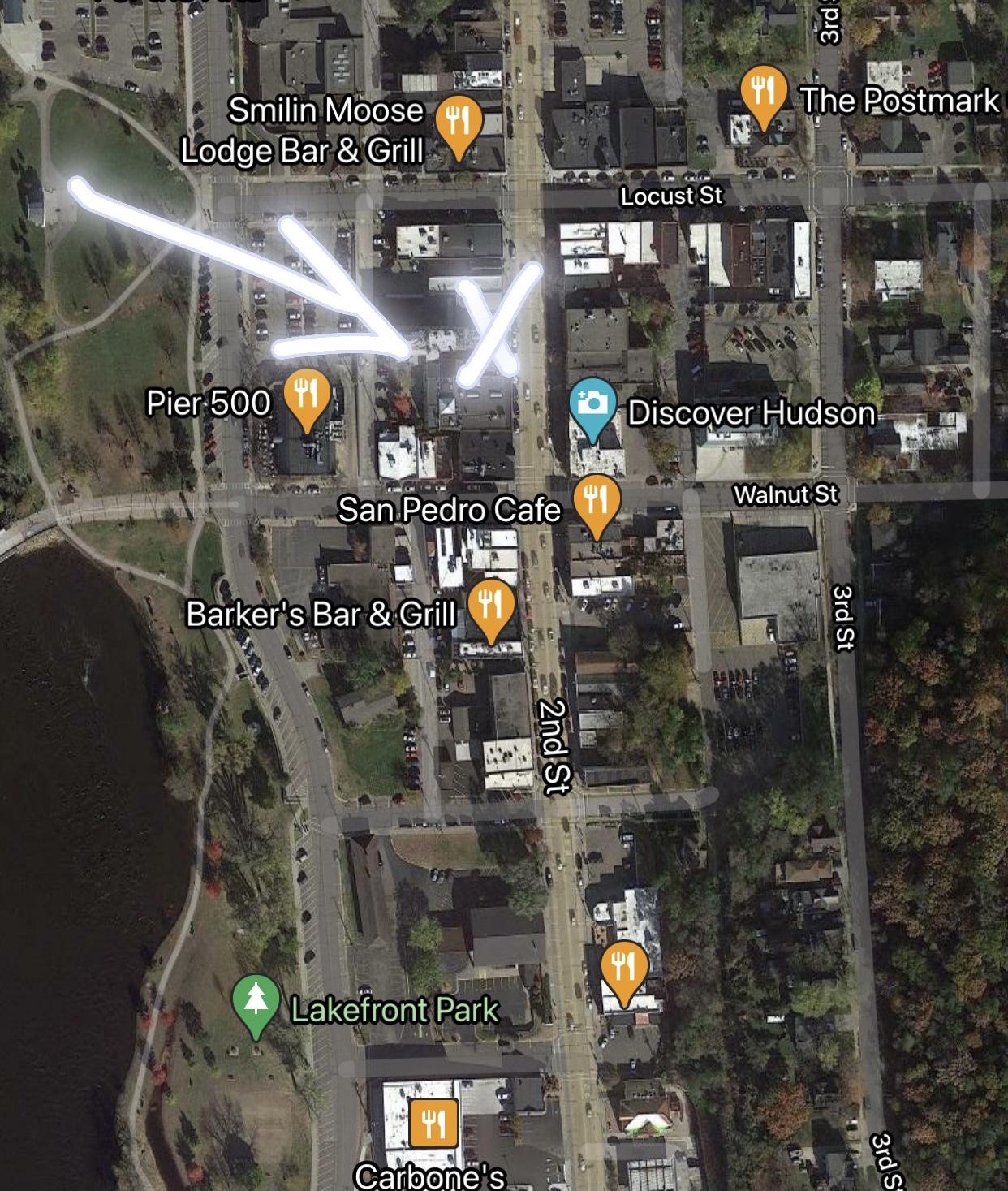Location- Hudson