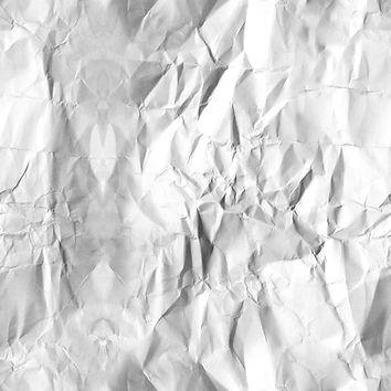 Weißes Papier