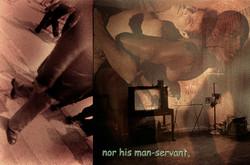 40 Nor His Man Servant