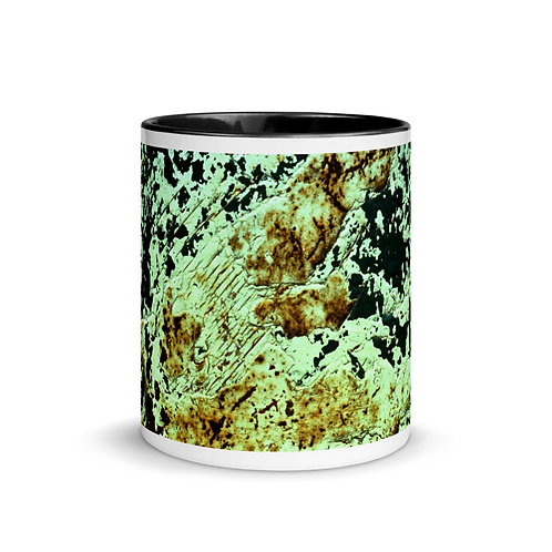 abstract color x7 Mug with Color Inside