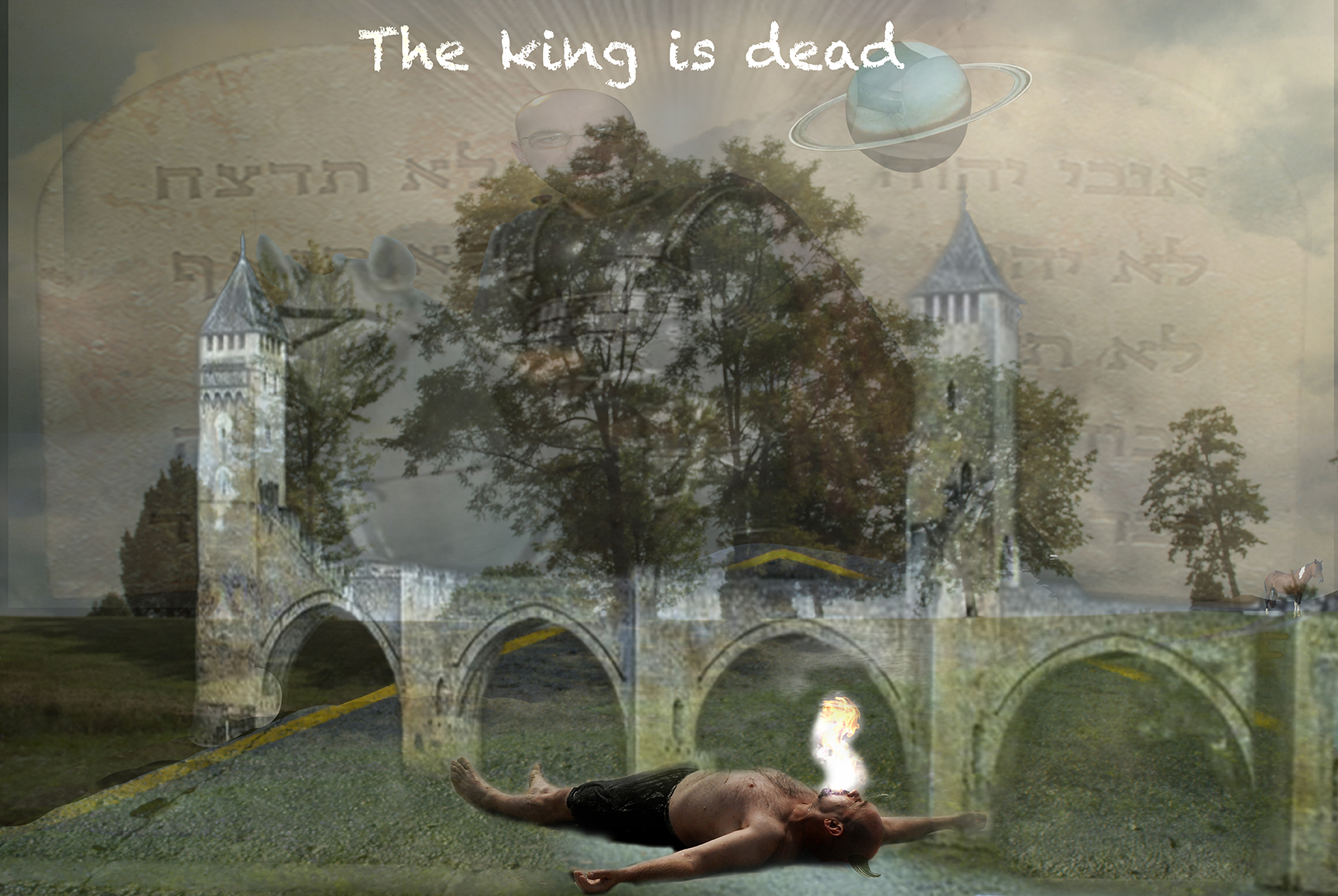 the king is dead copy