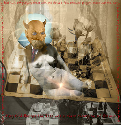The Devil play Chess