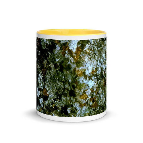 Abstract color x11 Mug with Color Inside