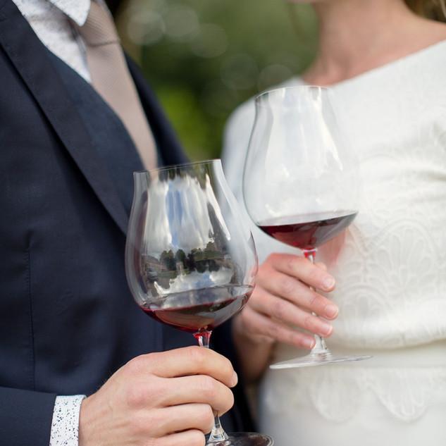 Verres à Pinot Noir Riedel, verrerie, accessoires