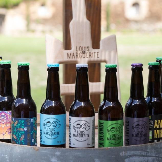 Bières locales et artisanales