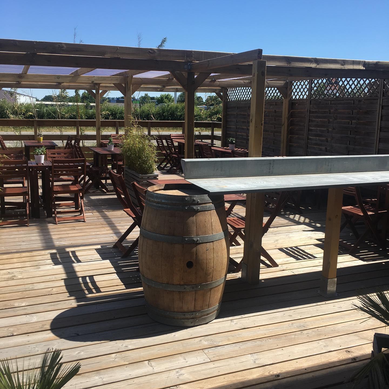 Terrasse bar LFDT