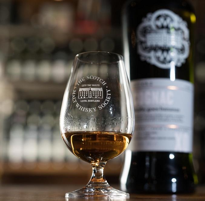 Bar partner Scotch Malt Whisky Society F