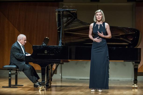 Recital with Martin Katz
