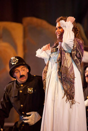 Mabel in Pirates of Penzance