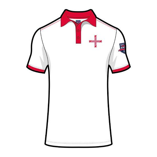 St. George (England) Mens Polo Shirt