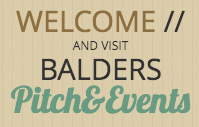 Balders Pitch&Event