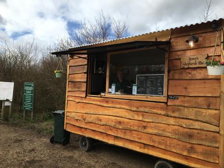 Jenny's Shepherd's Hut