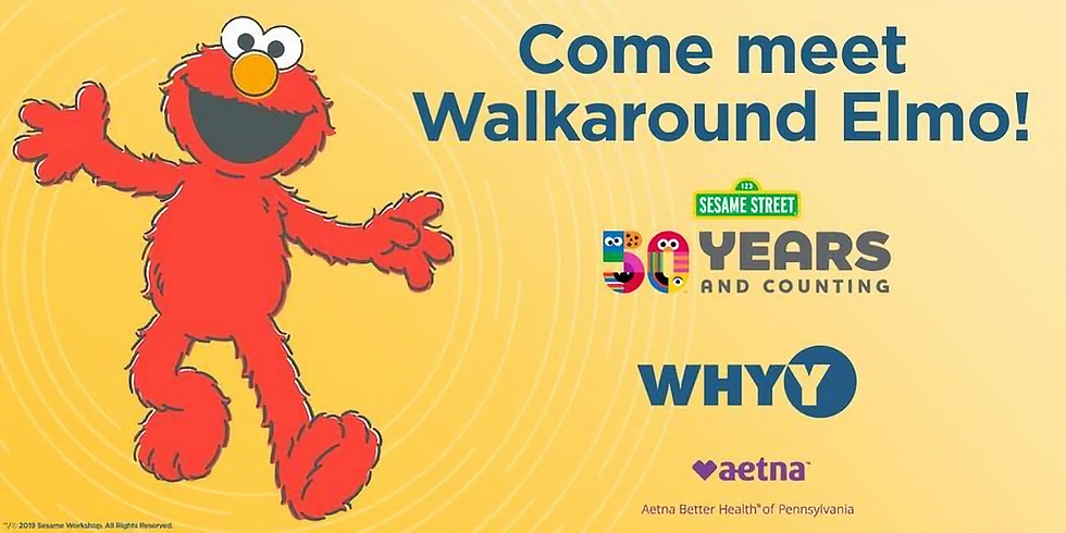 Celebrate Sesame Street 50 Years and Counting at WHYY