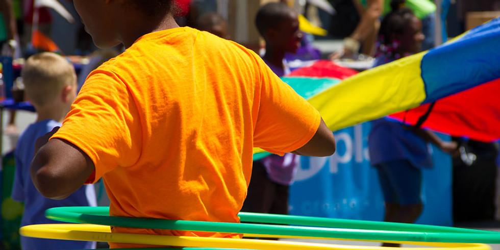 Hula Hoop Festival: Sundays with PopUpPlay