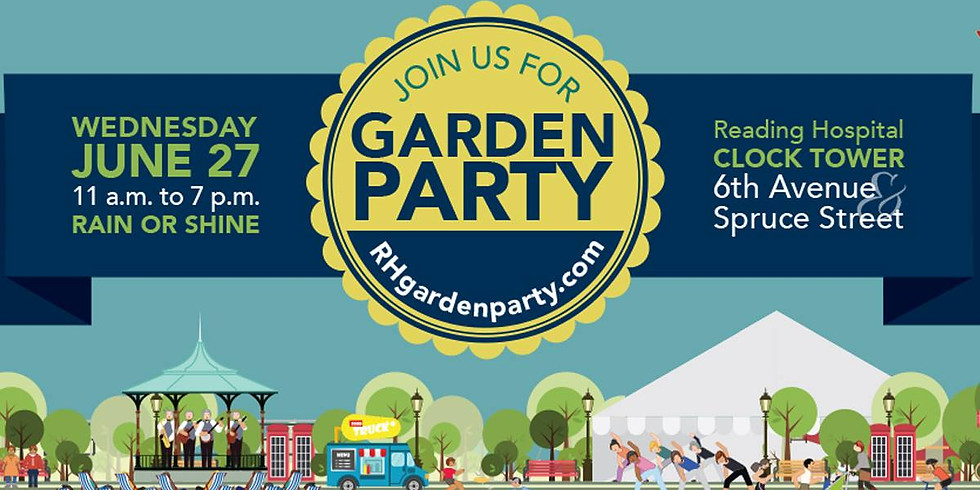 The Reading Hospital Garden Party