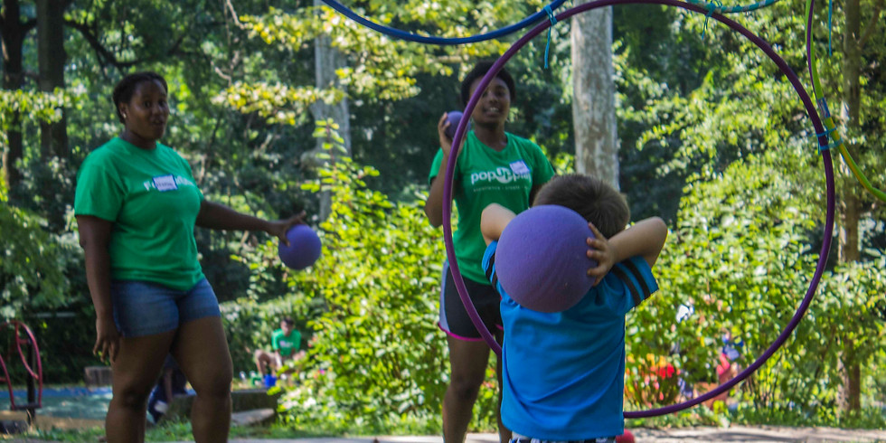 Superheroes Save the Day: Sundays with PopUpPlay