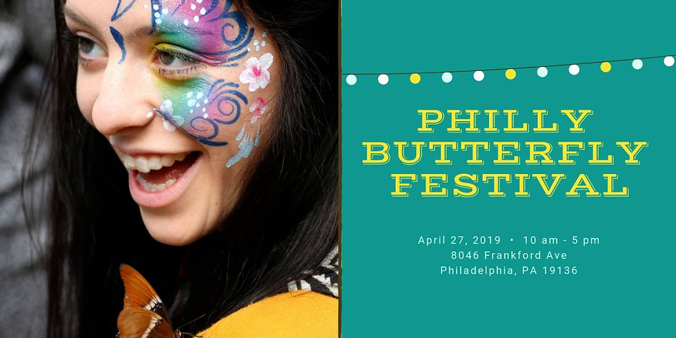 Spring Butterfly Festival at the Insectarium and Butterfly Pavilion