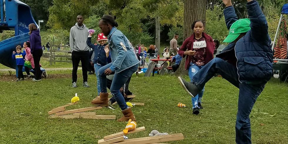 Love your Park at McMichael Park