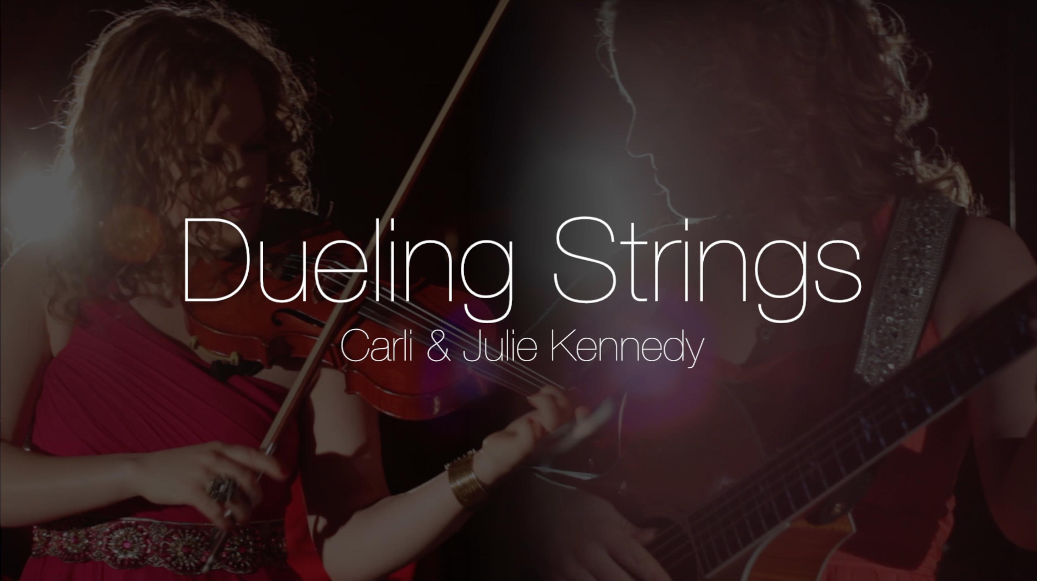 Twin Kennedy - Dueling Strings