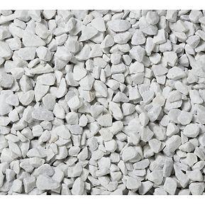 gravier marbre blanc planète terre