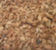 Chips de coco planète terre