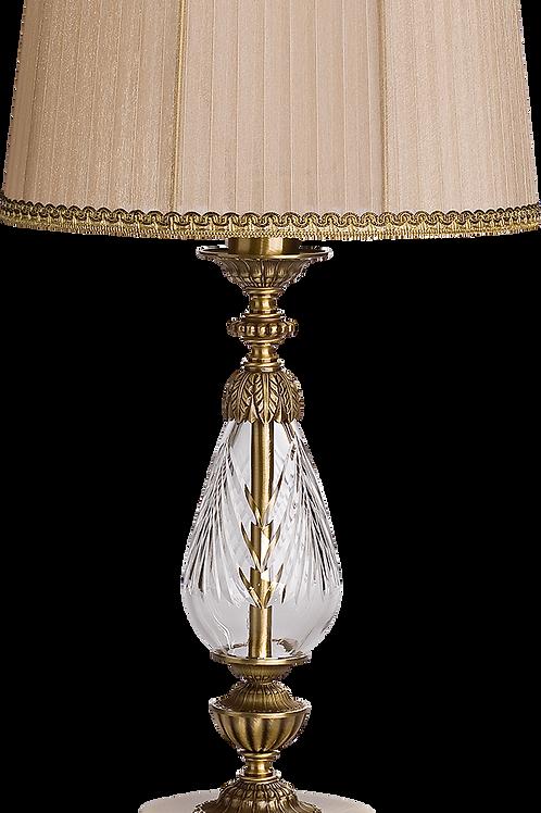 Настольная лампа Kutek FONTANA-CRYSTAL SWAROVSKI FON-LG-1(P/A)