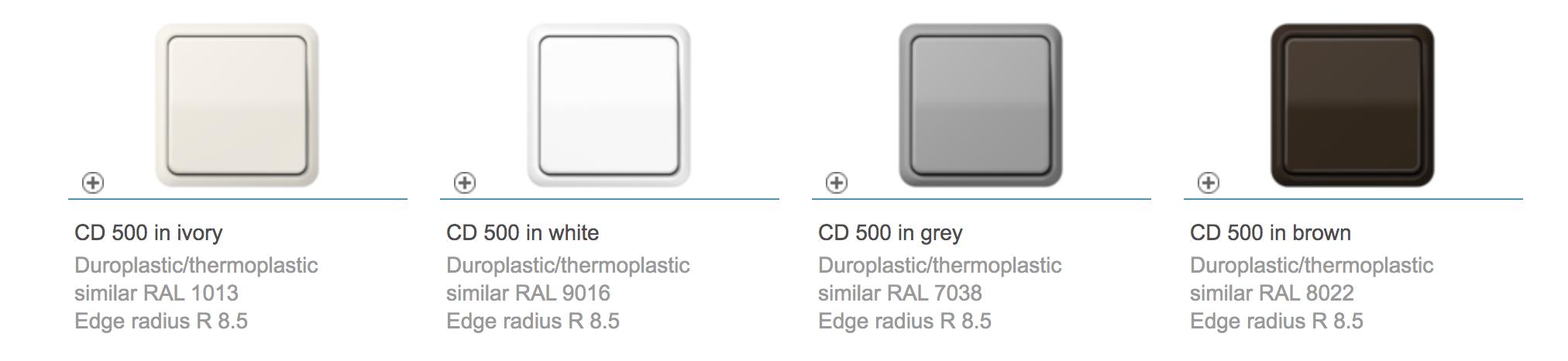 color CD-500