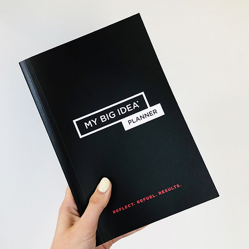The My Big Idea Daily Planner