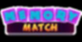Logo juego Memory match.png