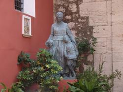 Bronze de L. Borràs.