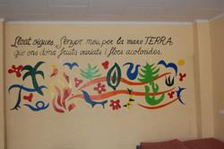 Mural Llar