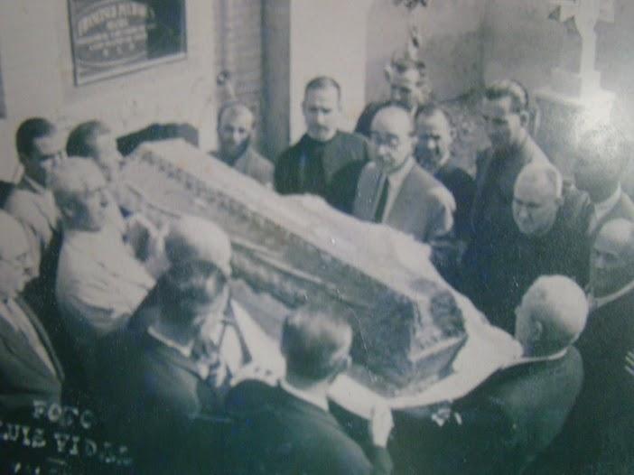 Exhumació.