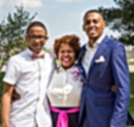 Pastor Wayne Lee and wife, Pascha