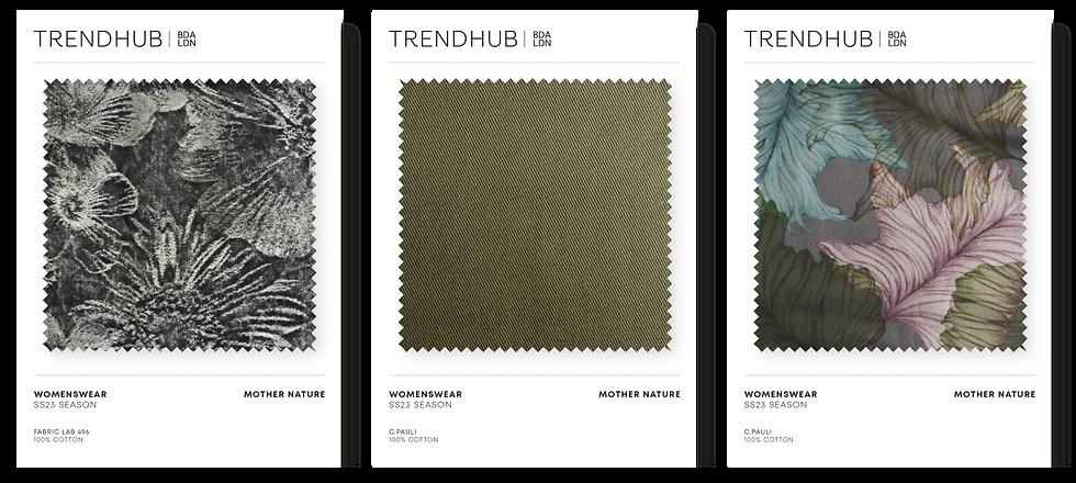 Trendhub Womenswear SS23 Fabric Pack